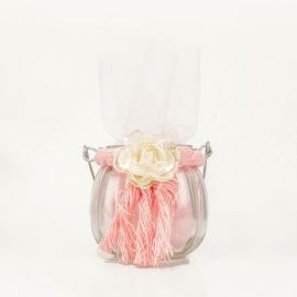 Christening Girly Bomboniere in a Jar