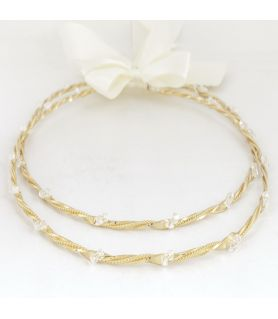 Handmade Wedding Crowns SINDY