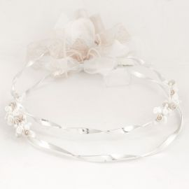 Handmade Wedding Crowns ANTHELIA