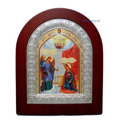 Annunciation of Virgin Mary Hagiography