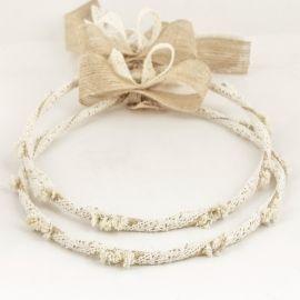 Handmade Wedding Crowns GYPSOPHILA