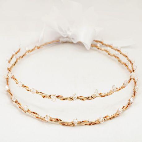 Handmade Wedding Crowns Floga