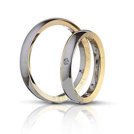 Κλασσική Βέρα Γάμου Κλασική με Όνομα (Μεμονωμένο Τεμάχιο)