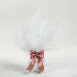 Wedding Polka Dot Tulle Bomboniere