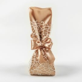 Wedding Bomboniere - Satin Chocolate Pouch