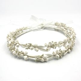 Handmade Wedding Crowns AMBROSIA