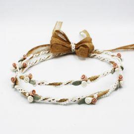 Handmade Wedding Crowns ELLI