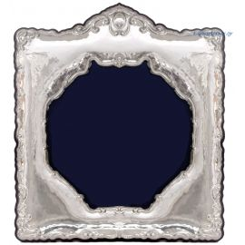 Sterling silver photo frame - Antique Reproduction
