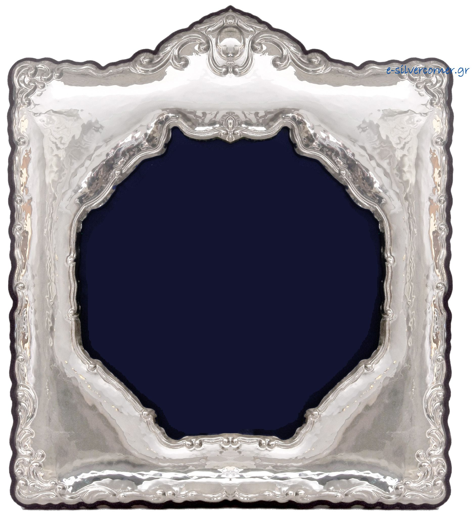 Sterling silver photo frame - Antique Reproduction - E-Silvercorner
