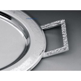 Silver Plated Wedding Tray INOX CLASSIC SILVER