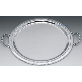 Silver Plated Wedding Tray INOX MARBLES