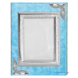 Ciel Leather Photo Album with Picture Frame - Large