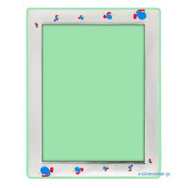 Birds Silver Picture Frame