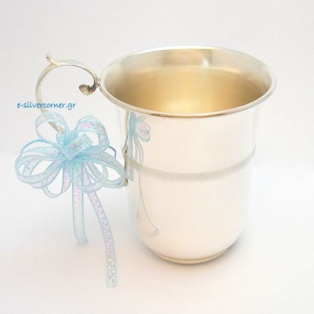 Sterling Silver Cup for the Newborn
