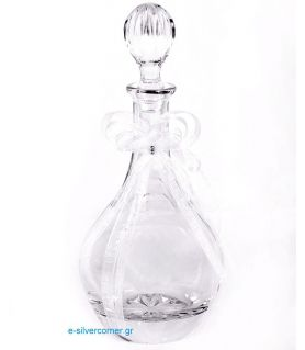 Crystal wine decanter 053