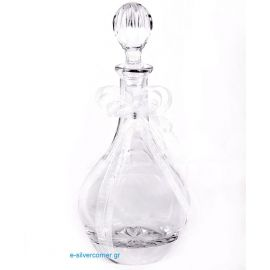 Crystal Wedding Decanter BOHEMIAN BUBBLE