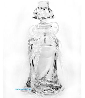 Crystal Wedding Decanter ΒΟΗΕΜΙΑΝ SWING
