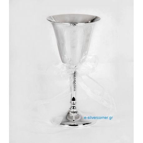 Ποτήρι Κρασιού για Γάμο 050