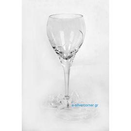Crystal Wine Glass 095