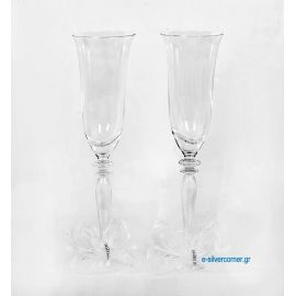 Champagne Glasses CHAMPAIGN RONA ROSE