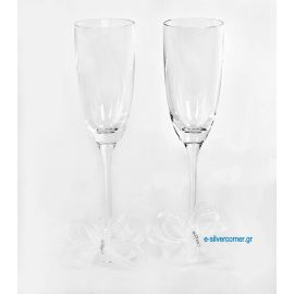 Champagne Glasses ΒOHEMIAN SPRING