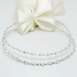 Wedding Crowns with Swarovski and Stones