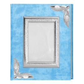 Kids Photo Album with Silver Details