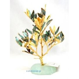 Real Plants with Silver