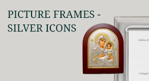 Picture Frames - Silver Icons